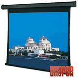 "Draper Premier Electric Projection Screen - 137"" - 16:10 - Wall Mount, Ceiling Mount 101657"