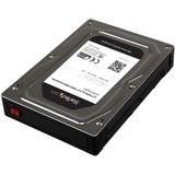 "StarTech.com 2.5"" to 3.5"" SATA Aluminum Hard Drive Adapter Enclosure with SSD/HDD Height up to 12.5mm 25SAT35HDD"