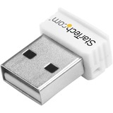 StarTech.com IEEE 802.11n - Wi-Fi Adapter for Desktop Computer/Notebook USB150WN1X1W