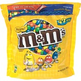MRSSN32437 - M&M's Peanut Candy w/Zipper