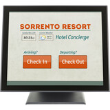 """Planar PT1745P 17"""" Edge LED LCD Touchscreen Monitor - 5:4 - 5 ms 997-7414-00"""