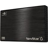 Vantec NexStar 6G NST-266S3-BK Drive Enclosure - External - Black NST-266S3-BK