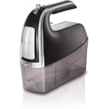 Hamilton Beach 6 Speed Hand Mixer with Snap-On Case