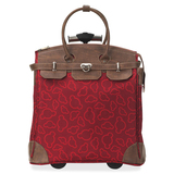 "Exponent Microport Carrying Case (Trolley) for 15"" Notebook - Red"
