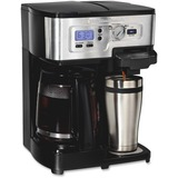 Hamilton Beach Coffee Maker Dual Brew 49884C