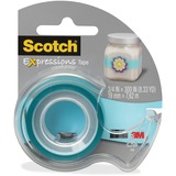 Scotch Expressions Matte Finish Magic Tape C214BLUDES