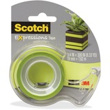 Scotch Expressions Matte Finish Magic Tape C214GRNDES