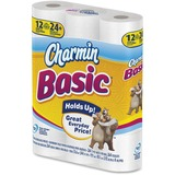 Charmin Basic 1-ply Toilet Paper 88261