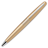 Pilot Middle Range Ball Point Pen Gold BPMR1MGDZB