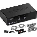 TRENDnet 2-Port DVI KVM Switch Kit TK-222DVK