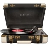 Crosley Executive CR6019A Record Turntable CR6019A-BK