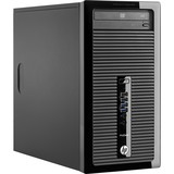 HP Business Desktop ProDesk 400 G1 Desktop Computer - Intel Core i3 i3-4130 3.4GHz - Micro Tower E3U21UT#ABC
