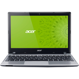 "Acer Aspire V5-132-10192G32nss 11.6"" LED (ComfyView) Notebook - Intel Celeron 1019Y 1 GHz - Silver NX.MJ1AA.001"
