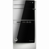 HP Pavilion 500-200 500-270 Desktop Computer - Intel Core i3 i3-4130 3.4GHz - Mini-tower F3D77AA#ABA