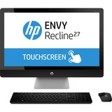 HP ENVY Recline 27-k100 27-k150 All-in-One Computer - Intel Core i5 i5-4570T 2.90 GHz - Desktop F3D61AA#ABA