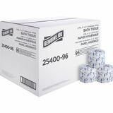 Genuine Joe 2-Ply Standard Bath Tissue Rolls 2540096