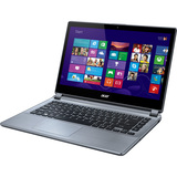 """Acer Aspire V7-482PG-74508G50tii 14"""" Touchscreen LED (In-plane Switching (IPS) Technology) Ultrabook - Intel Core i7 i7-4500U 1.80 GHz NX.MB5AA.006"""