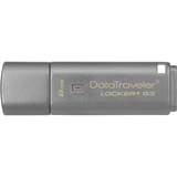 Kingston 8GB DataTraveler Locker+ G3 USB 3.0 Flash Drive DTLPG3/8GB