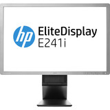 "HP Business E241i 24"" LED LCD Monitor - 16:10 - 8 ms F0W81A8#ABA"