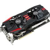 Asus R9290X-DC2OC-4GD5 Radeon R9 290X Graphic Card - 1.05 GHz Core - 4 GB GDDR5 SDRAM - PCI Express 3.0 R9290X-DC2OC-4GD5