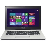 "Asus VivoBook S301LA-DS71T-CA 13.3"" Touchscreen LED Notebook - Intel Core i7 i7-4500U 1.80 GHz - Black S301LA-DS71T-CA"