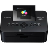 click for Full Info on this Canon SELPHY CP910 Dye Sublimation Printer   Color   Photo Print   Portable   2.7 quot  Display   Black