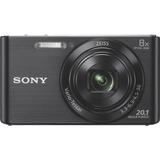 Sony Cyber-shot DSC-W830 20.1 Megapixel Compact Camera - Black DSCW830B