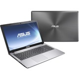 "Asus K550CA-DS31-CA 15.6"" Notebook - Intel Core i3 i3-3217U 1.80 GHz - Silver K550CA-DS31-CA"