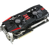 Asus R9290-DC2OC-4GD5 Radeon R9 290 Graphic Card - 1000 MHz Core - 4 GB GDDR5 SDRAM - PCI Express 3.0 R9290-DC2OC-4GD5