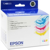 Epson Multipack 5 Color Ink Cartridges T048920
