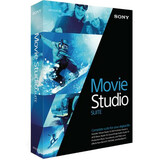 Sony Creative Software Movie Studio Suite v.13.0 for PC