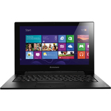 "Lenovo IdeaPad S210 11.6"" Touchscreen LED Notebook - Intel - Pentium 2127U 1.9GHz - Black 59404861"