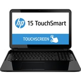 "HP TouchSmart 15-d000 15-d020ca 15.6"" Touchscreen LED (BrightView) Notebook - AMD E-Series E2-3800 1.30 GHz - Sparkling Black F5Y42UA#ABL"
