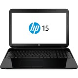 "HP 15-d000 15-d010ca 15.6"" LED (BrightView) Notebook - Intel - Celeron N2810 2GHz - Sparkling Black F5Y12UA#ABL"