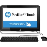 HP Pavilion TouchSmart 21-h000 21-h039 All-in-One Computer - AMD A-Series A4-5000 1.50 GHz - Desktop F3E37AA#ABL