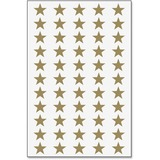 ALS6007AL - Ace Label Systems Gold Stars, 55-Up