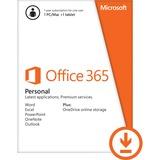 Microsoft Office 365 Personal 32/64-bit -1 device- Promo Sku QQ2-00092