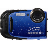 Fujifilm FinePix XP70 16.4 Megapixel Compact Camera - Blue 16409284
