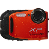 Fujifilm FinePix XP70 16.4 Megapixel Compact Camera - Orange 16409662