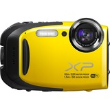 Fujifilm FinePix XP70 16.4 Megapixel Compact Camera - Yellow 16409856
