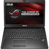 "ROG G750JS-DS71 17.3"" LED Notebook - Intel Core i7 i7-4700HQ 2.40 GHz - Black G750JS-DS71"