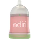 Adiri NxGen Newborn Nurser Baby Bottle Pink (0-3 M) 5.5oz BPA Free