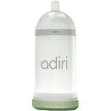 Adiri NxGen Stage 2 Nurser Baby Bottle White (6-9 M) 9.5oz BPA Free