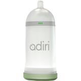 Adiri NxGen Stage 3 Nurser Baby Bottle White (9+ M) 9.5oz BPA Free
