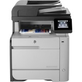 HP LaserJet Pro M476DN Laser Multifunction Printer - Color - Plain Paper Print - Desktop CF386A#BGJ