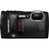 Olympus Tough TG-850 16 Megapixel Compact Camera - Black V104150BU000