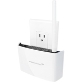 Amped Wireless REC15A High Power Compact AC Wi-Fi Range Extender REC15A-CA