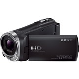 "Sony Handycam HDR-CX330 Digital Camcorder - 2.7"" LCD - Exmor R CMOS - Full HD - Black HDRCX330B"