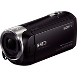 "Sony Handycam HDR-CX240 Digital Camcorder - 2.7"" LCD - Exmor R CMOS - Full HD - Black HDRCX240B"