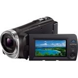 "Sony Handycam HDR-PJ340 Digital Camcorder - 2.7"" LCD - Exmor R CMOS - Full HD - Black HDRPJ340B"